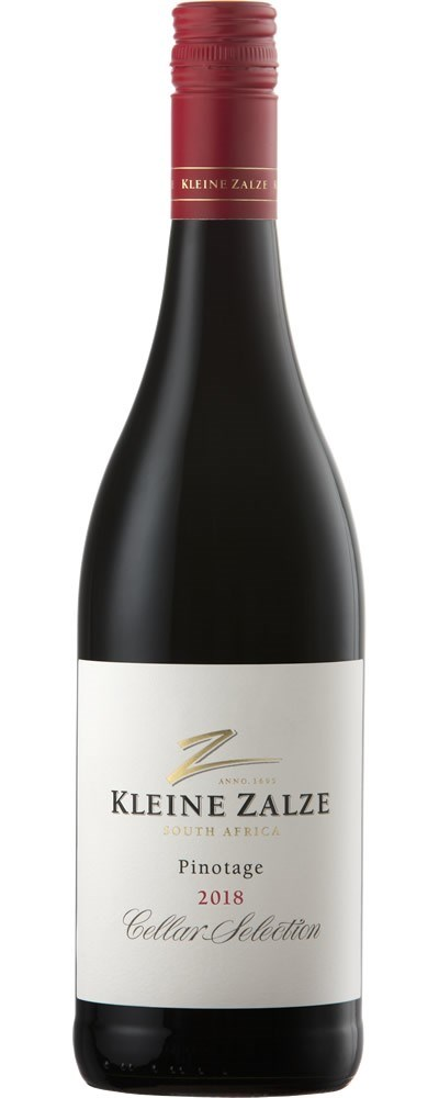 Kleine Zalze Cellar Selection Pinotage 2018