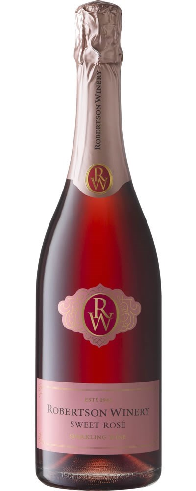 Robertson Winery Sweet Rosé Sparkling NV