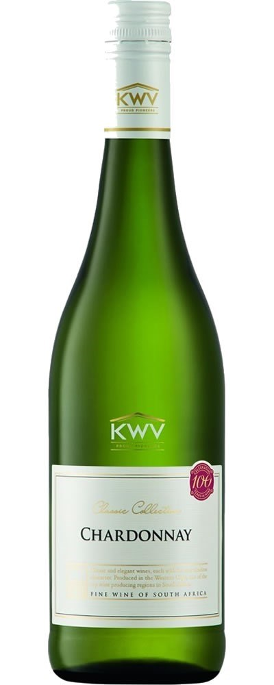 KWV Classic Collection Chardonnay 2019