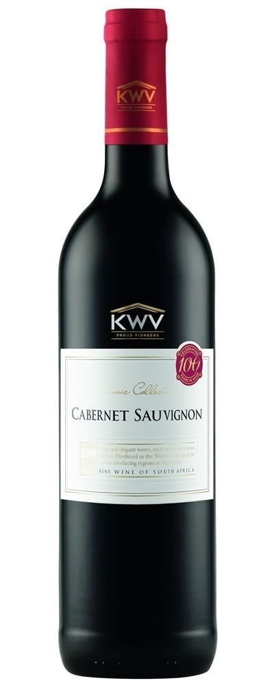 KWV Classic Collection Cabernet Sauvignon 2019