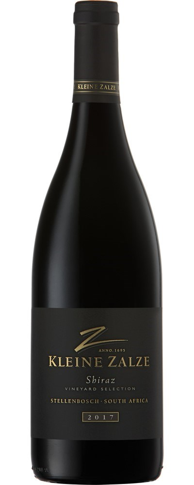 Kleine Zalze Vineyard Selection Barrel Matured Shiraz 2017