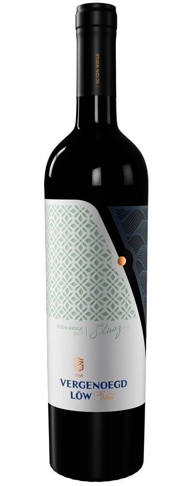 Vergenoegd Pioneers Scion Ridge Shiraz 2017