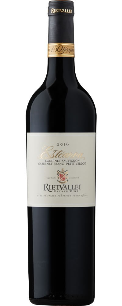 Rietvallei Estate Estéanna Red 2016