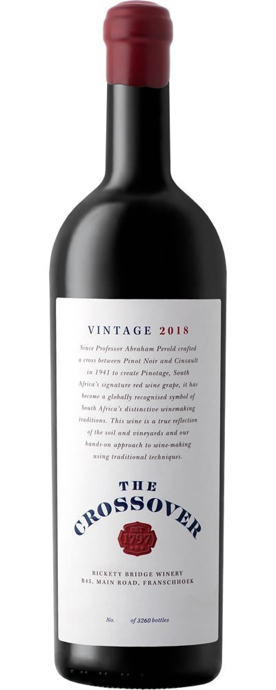 The Crossover Pinotage 2018