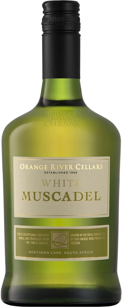 Orange River Cellars White Muscadel