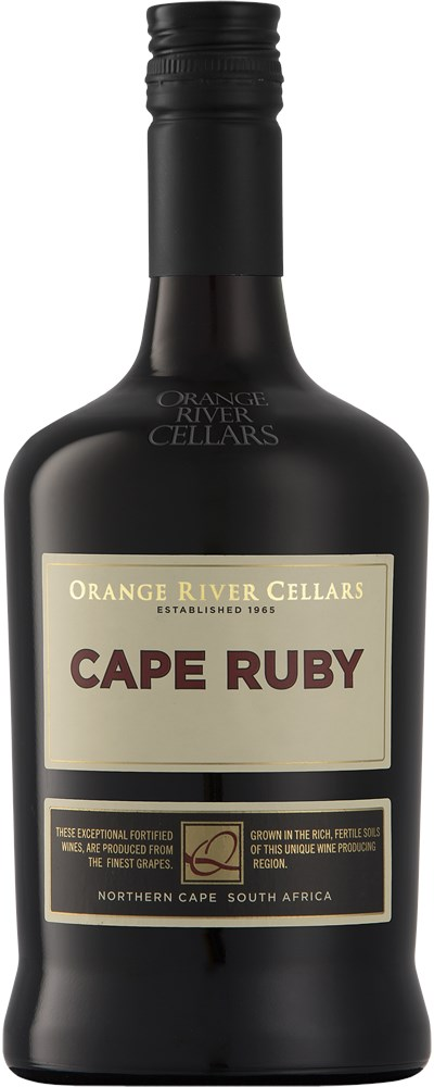Orange River Cellars Cape Ruby NV