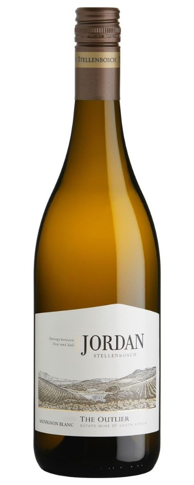 Jordan The Outlier Sauvignon Blanc Barrel Fermented 2018