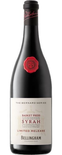 The Bellingham Bernard Series Basket Press Syrah NV