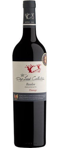 Perdeberg The Dry Land Collection Resolve Pinotage 2017