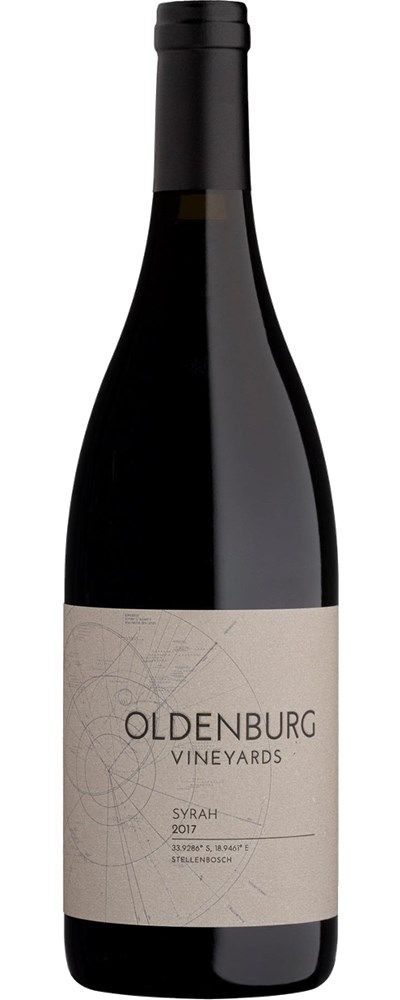 Oldenburg Vineyards Syrah 2017