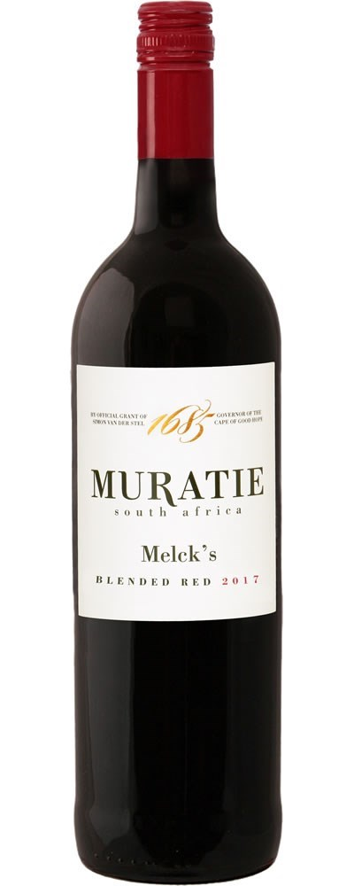 Muratie Melck's Red 2017
