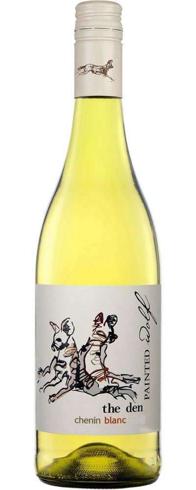 Painted Wolf the den, Chenin Blanc 2020