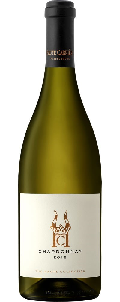 Haute Cabrière The Haute Collection Chardonnay 2018