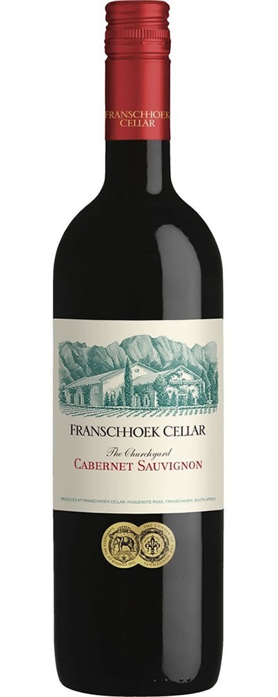 Franschhoek Cellar - The Churchyard Cabernet Sauvignon 2019