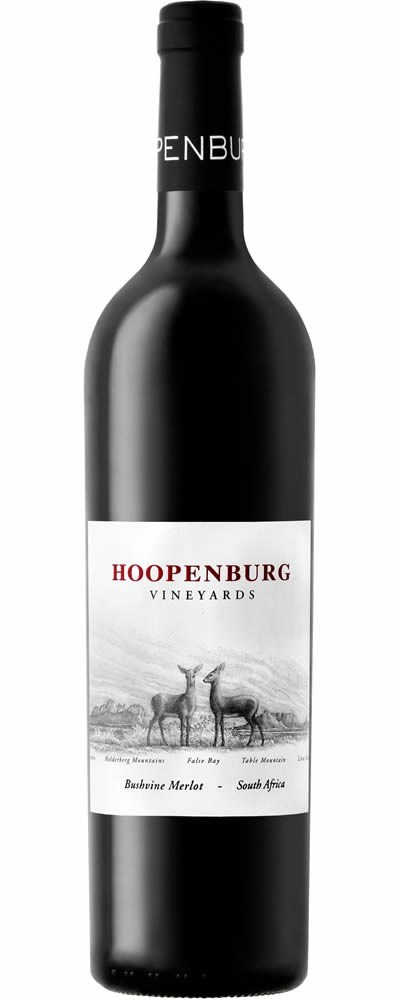 Hoopenburg Merlot -  2018 Bush Vine