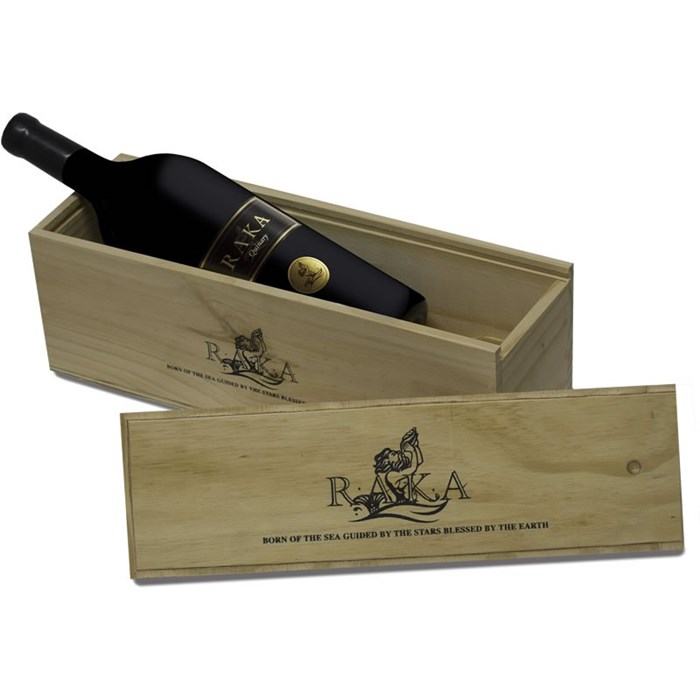 Raka Quinary Magnum in wooden box