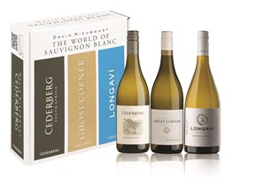 David Nieuwoudt- The World of Sauvignon Blanc